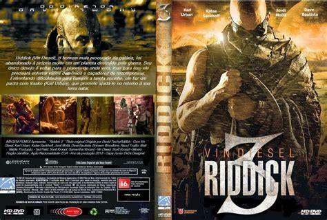 Dvd Original Sale Riddick riddick 3 dublado capas e filmes