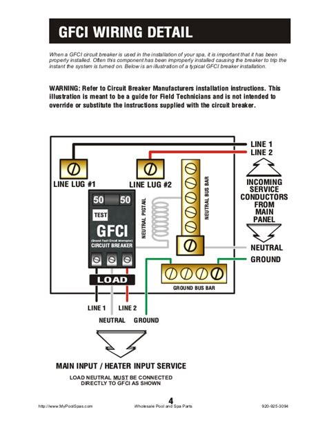 gfci wiring diagram pdf k grayengineeringeducation