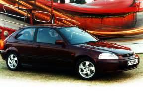 honda civic hatchback uk spec ek 1995 2001 wallpapers