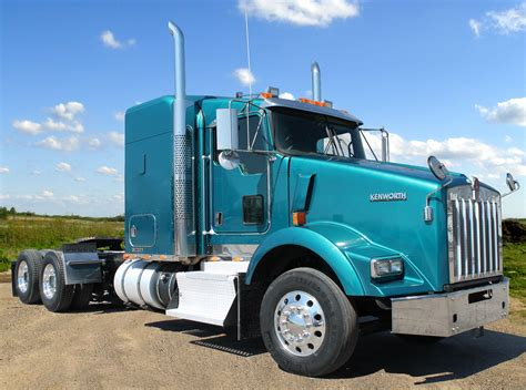 Kenworth T800 Related Keywords Kenworth T800 Long Tail