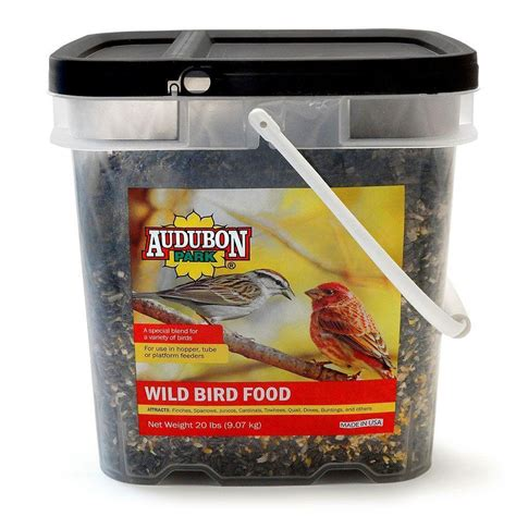 audubon park hummingbird food rating audubon park 20 lb bird food 12209 the home depot