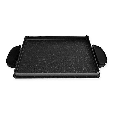 bed bath and beyond grill george foreman 174 evolve grill shallow griddle pan bed bath beyond
