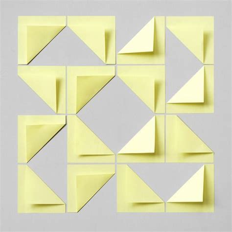 Geometric Paper Folding - the 147 best images about geometric paper work folding 3d