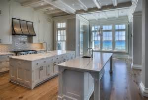 Two Kitchen Islands Houses Interior Design Ideas Home Bunch