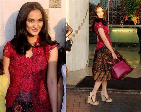 Kebaya Kartika Merah model kebaya 2015 penelusuran idea for fashion