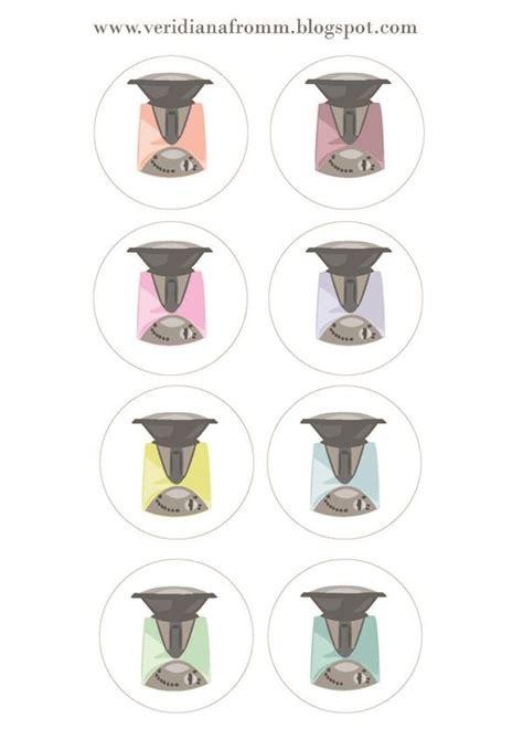 Thermomix Aufkleber Etiketten by Re Animierte Thermomix Etiketten Thermomix Kosmetik
