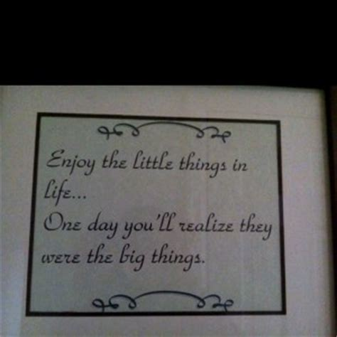 Keeping Things Small by Keeping Perspective Quotes Quotesgram