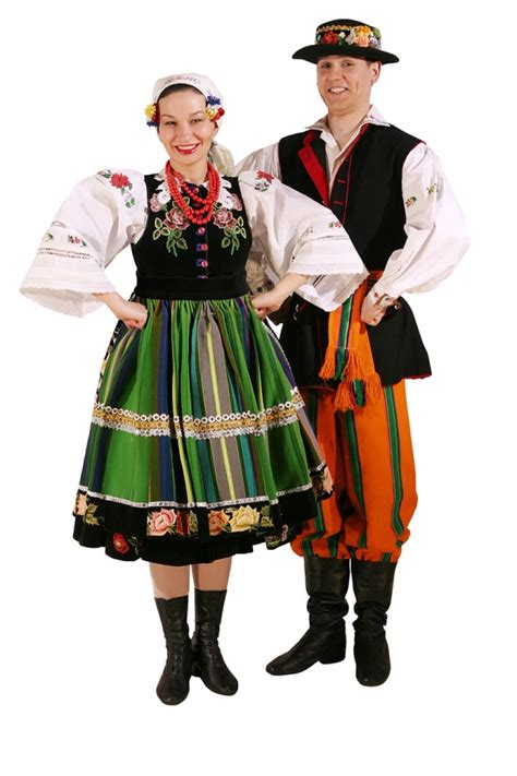 polish traditional clothing traditional clothing of the