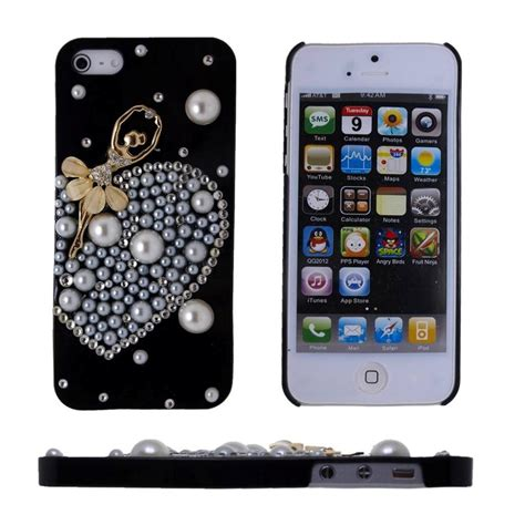 iphone 3d iphone 5 5s 3d bling cover for apple screen g2 ebay