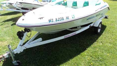 sea doo jet boat dealers near me sea doo sportster 1995 for sale for 3 100 boats from