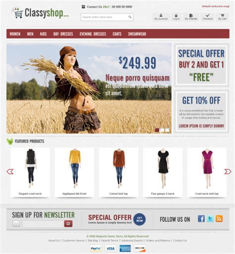 20 awesome premium magento themes from themeforest