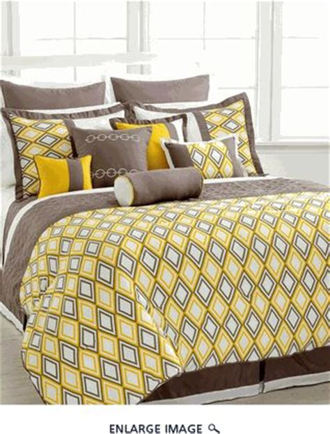 yellow and brown comforter sets brown and yellow bedding house pinterest bedding