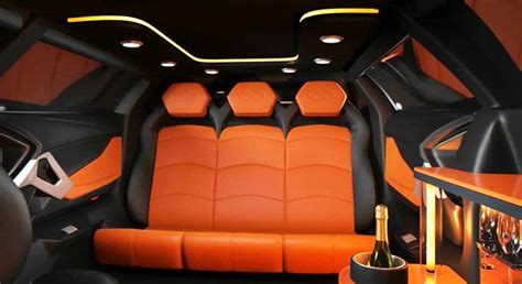 inside lamborghini limo hold on tight lamborghini aventador limousine quot wrapped