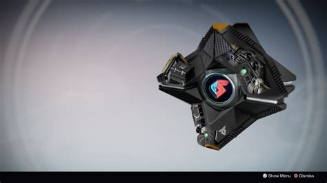 ghost shell we need an ghost shell and it needs to be a mini