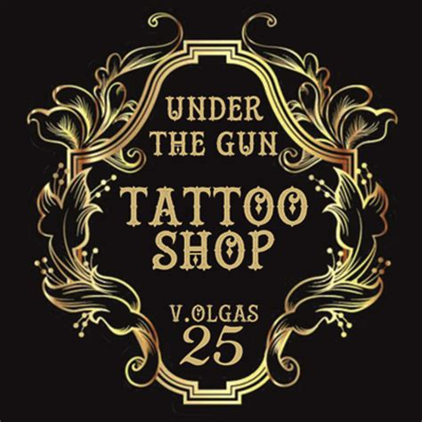 under the gun tattoo shop tattoo studio in thessalon 237 ki