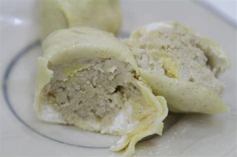 Freezer Di Medan pancake durian mei cin khas medan
