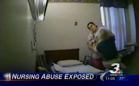 hidden camera in indian bedroom video shows elderly alzheimer s patient being hit in the