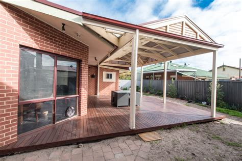 gable roof pergola gable roof pergola merbau deck decking gallery softwoods