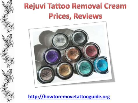 rejuvi tattoo removal cream for sale rejuvi removal prices reviews
