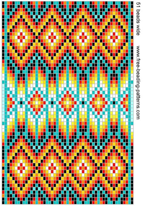 indian bead weaving patterns 29 best american bead patterns images on