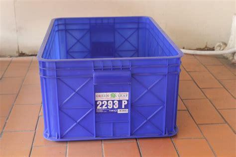 Jual Keranjang Plastik Di Jogja keranjang kontainer plastik tipe 2293 p