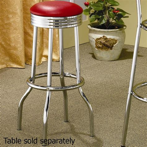 Silver Leather Bar Stools by Silver Metal Bar Stool A Sofa Furniture Outlet Los