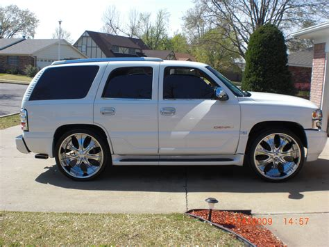 juancar  gmc yukon denali specs  modification info  cardomain