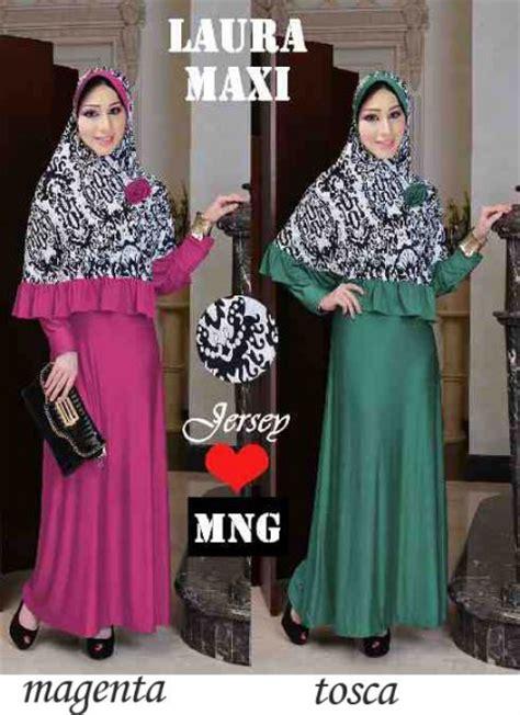 Abstrak Dress Maxi Gamis Muslim baju gamis maxi y215 xl gamis terbaru 2014