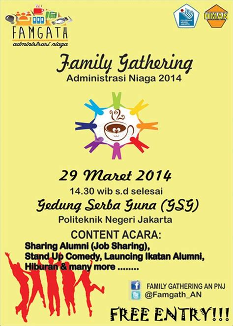 contoh desain family gathering poros 107 8 fm on twitter quot ininih acara family gathering
