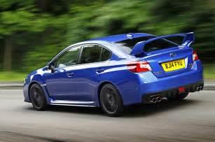 Subaru Impreza Sti Subaru Wrx Sti Review 2017 Autocar