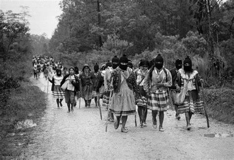 imagenes del movimiento zapatista de liberacion nacional el ezln hizo visibles a los ind 237 genas especialistas los