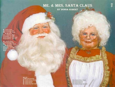 mrs claus mrs santa by kelly rubert 22 36 sizes