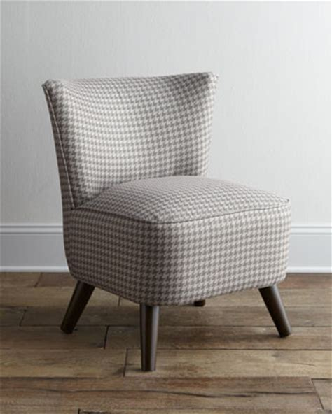 Houndstooth Chair by Houndstooth Vanity Chair Armchairs And