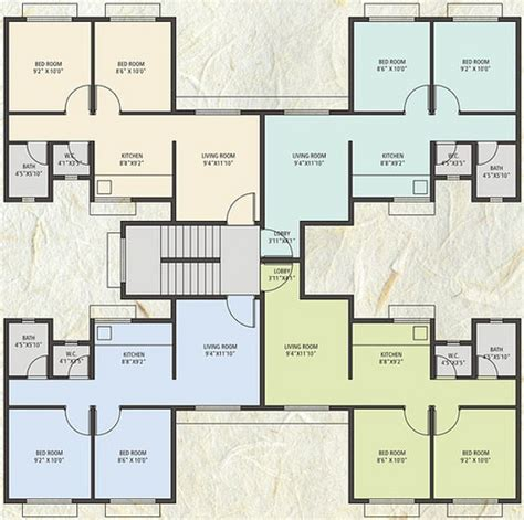 8 lakh 2bhk 600 sq ft low cost house design at ravi karandeekar s pune real estate market news blog