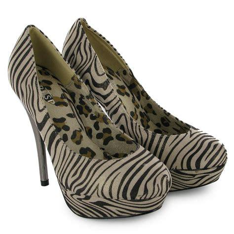 tiger high heels bnib tiger high heel platform shoes size 3 8 uk ebay