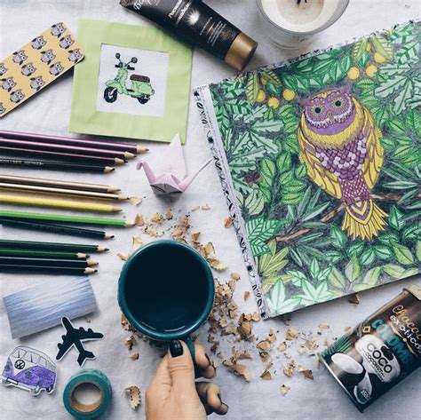 best colored pencils for coloring books for adults how coloring books can be meditative well