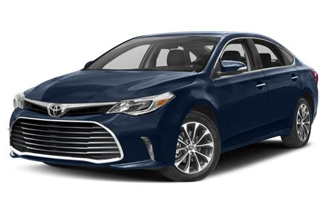 Toyota Avalon Mpg Toyota Avalon Sedan Models Price Specs Reviews Cars