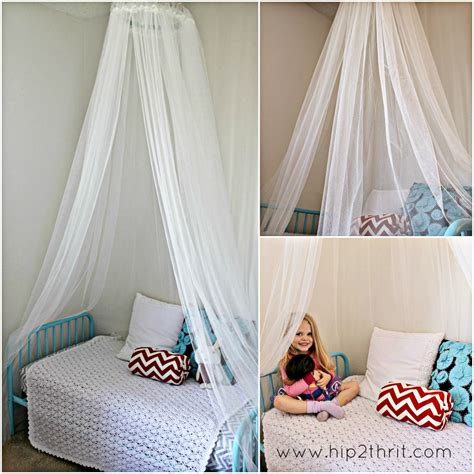 how to put curtains on a canopy bed craftaholics anonymous 174 how to make a bed canopy