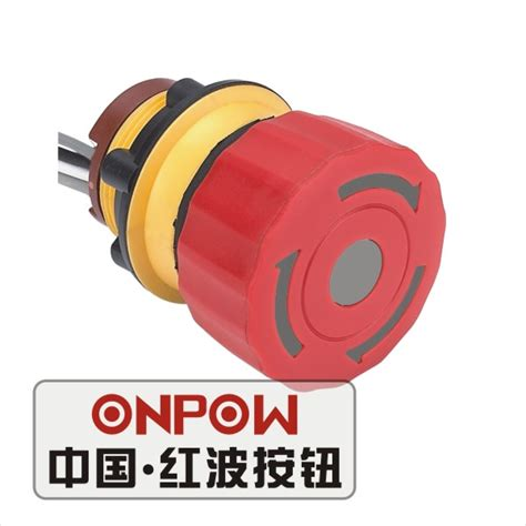 L Emergency dia 22mm emergency stop switch las1 a22y tsb l