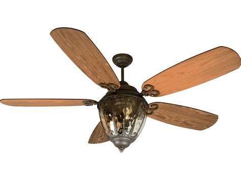 70 inch ceiling fan with light craftmade olivier aged bronze textured three light 70 inch