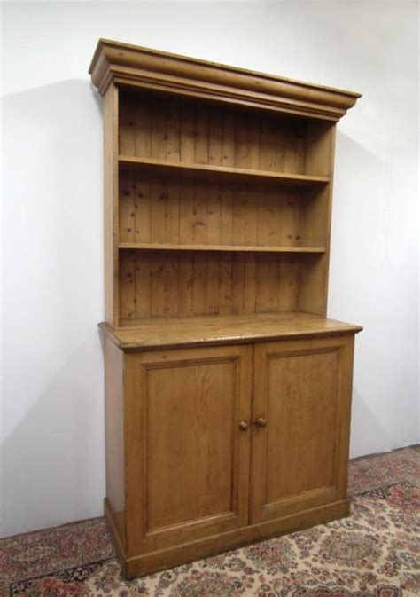 Victorian Kitchen Cabinets For Sale Victorian Pine Kitchen Cabinet Antiques Atlas