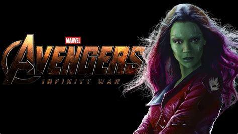 judul film marvel pemeran gamora keceplosan ungkap judul film avengers 4