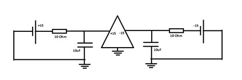 parallel combination of resistor and capacitor power resistor in series and capacitor in parallel to ground electrical engineering stack