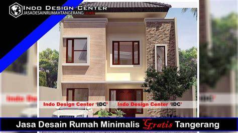 desain rumah gratis jasa desain rumah minimalis gratis tangerang jasa desain