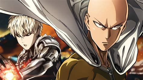animes  popular series  punch man