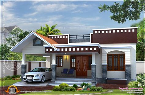cute small kerala home design kerala home design and single house plans in kerala escortsea