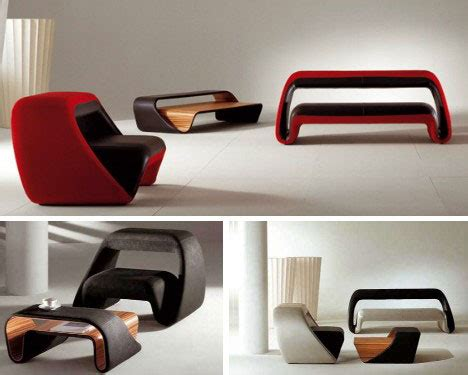 Futuristic Interior Design Domestic Visions 15 Futuristic Modern Furniture Designs