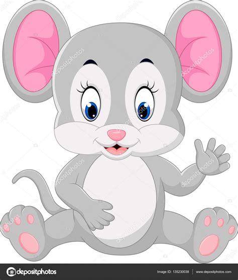 imagenes en movimiento de ratones s 252 223 e maus cartoon winken stockvektor 169 hermandesign2015