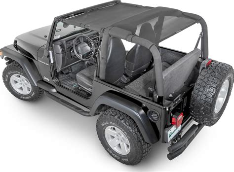 Jeep Wrangler Tj Top Spiderwebshade Sw1 Tj Top For 97 06 Jeep 174 Wrangler Tj