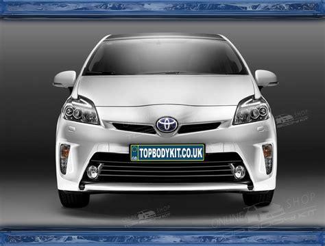 Toyota Prius Front Bumper Toyota Prius Mk3 Facelift Front Bumper